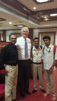 Joseph Smith in India